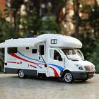 1:32 Luxury Motorhome Recreational Vehicle RV Trailer Diecast Car Model Toy