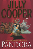 Jilly Cooper Pandora Very Good Book
