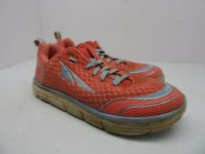 Altra Running Womens Intuition 3 Running Shoe Coral/Blue Size 7W