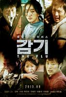 The Flu - MP4 Version data DVD (Korean Movie, 2013) with English Subtitles