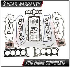 Full Gasket Kit Set 4.6L for Ford Mustang Mercury Lincoln 281CID V8 SOHC VIN X W