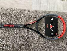 NEW Wilson Clash 100 Tennis Racquet Grip Size 4 3/8