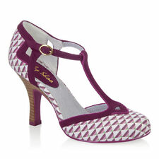 Ruby Shoo Special Occasion Geometric Heels for Women