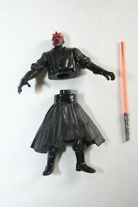 "Star Wars POTJ ""Darth Maul Final Duel"" - LOOSE -"