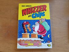 whizzer and chips 1984 annual / hardcover