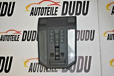 VW Touareg 3 CR7 Innenleuchte Leseleuchte Taster Panoramadach Schwarz 760947105S