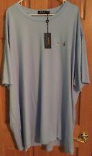 Polo Ralph Lauren Light Sky Baby Blue T Shirt 5XB