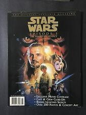 Star Wars Episode 1 The Phantom Menace - The Official Souvenir Magazine