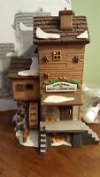 Dept 56 Dickens Village Series 1993 GREAT DENTON MILL #58122 - Retired