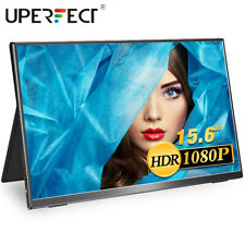 UPERFECT Portable USB C HDMI Monitor 15,6