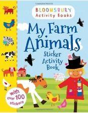 My Farm Animals Sticker Activity Book (Animals Sticker Activity Books), New Book