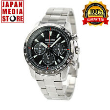 Seiko Chronograph Watch SSB031P1 SSB031P SSB031 100% Genuine product JAPAN