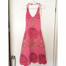 Marimekko Halter Dress US size 2