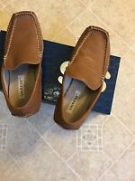 Preowned Varese leather brown men's shoe 9. Very comfortable.