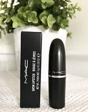 "MAC - Satin Lipstick in ""CYBER"" (Brand New in Box Fresh)"