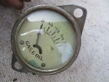 1931 1932 1933 1934 Chrysler Imperial CG/CL Dash Mount Duel Oil/Gas Gauge