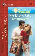 Her Bosss Baby (The Fortunes of Texas: The Lost H