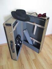 Antiker Koffer Überseekoffer Reisekoffer Kleiderschrank Oldtimer Schaufenster