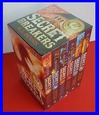 ~~SECRET BREAKERS H. L. DENNIS SIX BOOK COLLECTION BOX SET BRAND NEW