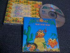 HELLOWEEN / the best /JAPAN LTD CD