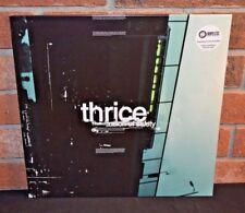 THRICE - The Illusion of Safety, LTD/500 YELLOW/BLACK SPLIT VINYL + Download NEW
