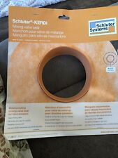 "Schluter Kerdi Mixing Valve Seal 4-1/2"""