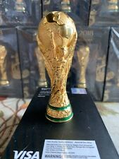 Heavy Bronze FIFA World Cup Trophy Official Russia 2018 Limited Edition $100 NEW