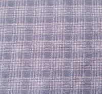 Running Wild Horses Hautman Brothers Quilting Treasures BTY Blue Gray Plaid