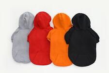 MAGIK HOODIE Dog Basic Sweatshirt Shirt Sweater Pet Coat Hood  XS-XXL