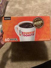 dunkin donuts k cups original 60 Cups Medium Roast