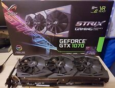ASUS ROG GTX 1070 STRIX tarjeta de gráficos 8 GB Rgb
