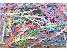 10m Bänderpaket Zackenlitze Karo 5mm #55-013