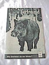 Der kleine Tierfreund - Heft 12 Dezember 1972