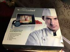 Digital Photo Frame Music Player Media Chef The Digital Cookbook Rare