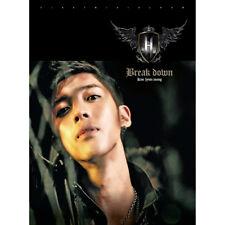 SS501 KIM HYUN JOONG - [BREAK DOWN] 1st Mini Album CD Sealed K-POP