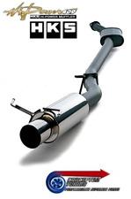 Genuine HKS Hi-Power 409 Cat Back Exhaust - For R33 GTR Skyline RB26DETT