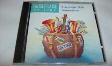 Prom Praise On Tour CD Symphony Hall Birmingham 1993 Album 14 Tracks