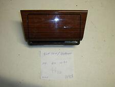 Mercedes W124 300E E320 300D E420 zebrano wood ashtray 124 810 10 30