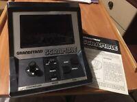 Gandstand Scramble Inc Instructions.