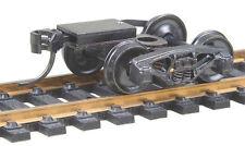 "Kadee #502 HO Scale Bettendorf Trucks & Whisker Coupler w/33"" Smooth Back Wheels"