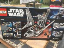 Lego star wars #8096 Emperor's Shuttle Complete set