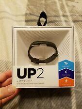 (New!) UP2 By Jawbone Fitness Activity + Sleep Tracker, Black Diamond, One Size