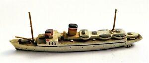 Altes Wiking Modellschiff Metall 1:1250 - Königin Luise