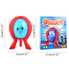 KIDS BOOM BANG BALLOON W 10 BALLOONS 9 STICKS DIE FAMILY FUN GAME CHILDRE 4066
