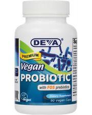 Deva Vegan Probiotic - 90 Caps - EXP 02/2021
