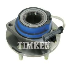 Wheel Bearing and Hub Assembly-FWD, 4-Wheel ABS Front,Rear Timken 513179