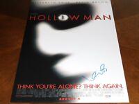 Kevin Bacon autographed 12x18 photo PSA/DNA COA Hollow Man 'Sebastian Caine'