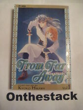 MANGA:  From Far Away Vol. 1 by Kyoko Hikawa (Paperback, 2004)