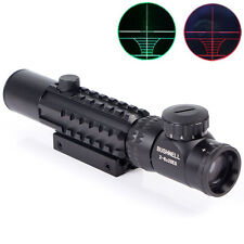Bushnell 2-6x28EG Optics Illuminated Picatinny Rail Green/Red Rifle Scope