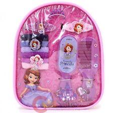 Disney Sofia die Erste Amulett Mädchen Haar Zubehör IN Rucksack Neu Geschenk
